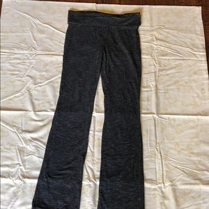 Women's Foldover Waistband Bootcut Yoga Pants